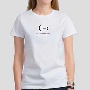 left handed Women's T-Shirt