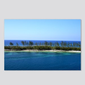 Nassau Shore Postcards (Package of 8)