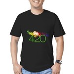Stay High 420 Men's Fitted T-Shirt (dark)