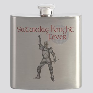 Knight fever Flask