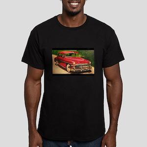 DeSoto 10x Fslash Men's Fitted T-Shirt (dark)