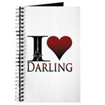 I Heart Darling Journal