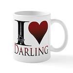 I Heart Darling Mug