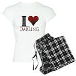 I Heart Darling Women's Light Pajamas