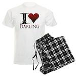 I Heart Darling Men's Light Pajamas