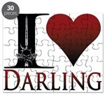 I Heart Darling Puzzle
