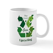 Upcycling A Geener Green Mug
