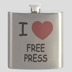 I heart free press Flask