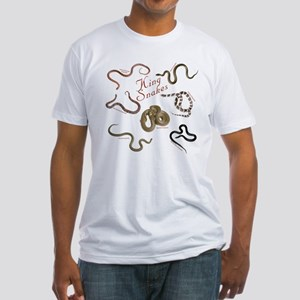 King Snakes Fitted T-Shirt