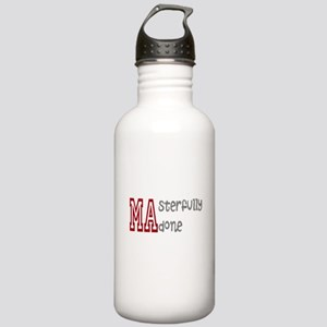 Masterfully Done Stainless Water Bottle 1.0L
