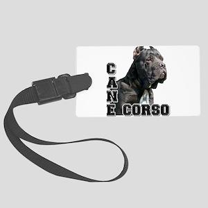 Cane Corso Large Luggage Tag