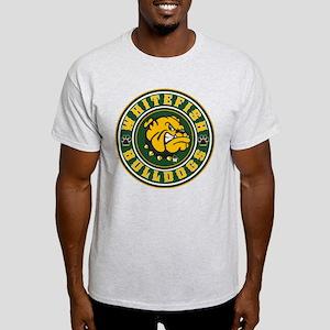 Whitefish Bulldogs Circle Light T-Shirt