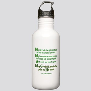 Irish May the Road Stainless Water Bottle 1.0L
