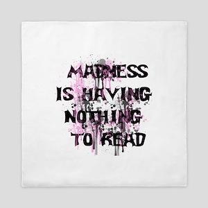 Madness Grunge Queen Duvet