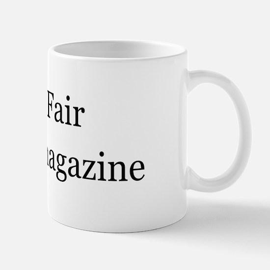 Vanity Fair is not a magazine Mug