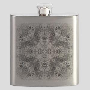 Monochrome Flask