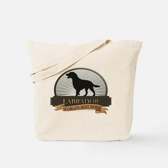 Labrador Tote Bag