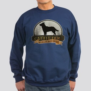 Cattle Dog Sweatshirt (dark)