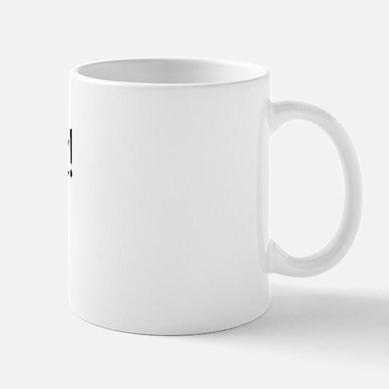 Cacheaholic! Mug