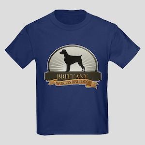 Brittany Kids Dark T-Shirt