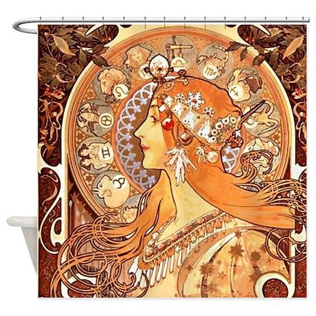 Beautiful Art Nouveau Woman