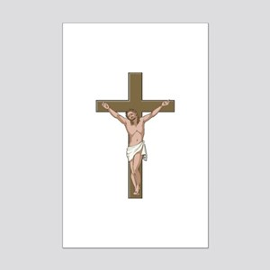 Cross Mini Poster Print