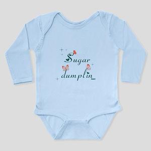 Sugar Dumplin Long Sleeve Infant Bodysuit