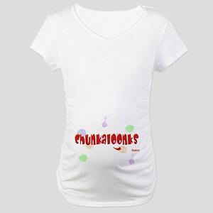 Chunkaloonks Maternity T-Shirt