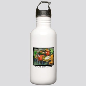 Salad Bar Exam Stainless Water Bottle 1.0L