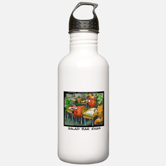 Salad Bar Exam Water Bottle
