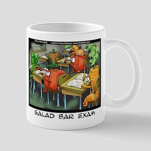 Salad Bar Exam Mug
