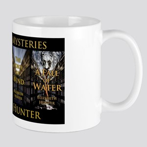 Elemental Mysteries Book Banner Mug