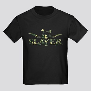 DUCK SLAYER Kids Dark T-Shirt