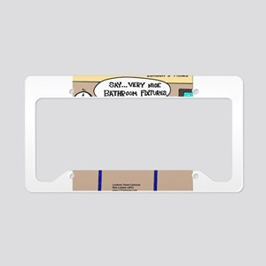 Parrot Bathroom Fixtures License Plate Holder