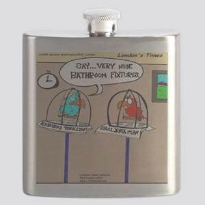 Parrot Bathroom Fixtures Flask