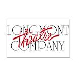 LTC Logo Car Magnet 20 x 12