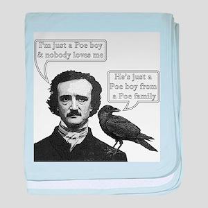 I'm Just A Poe Boy - Bohemian Rhapsody baby blanke