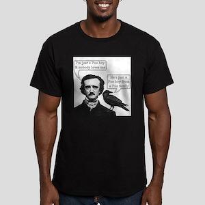 I'm Just A Poe Boy - Bohemian Rhapsody Men's Fitte