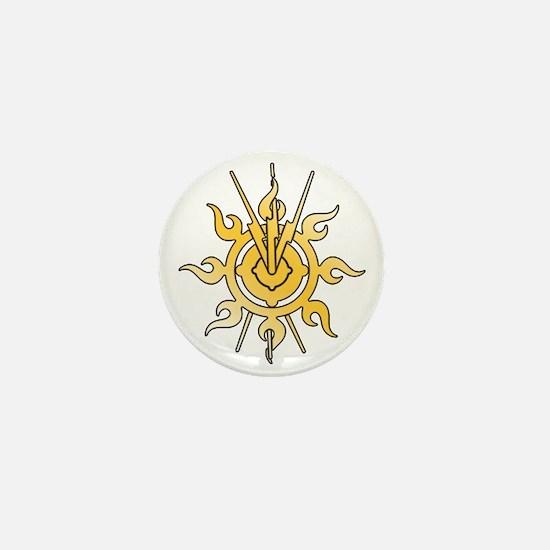 Acheron Symbol (TM) Mini Button