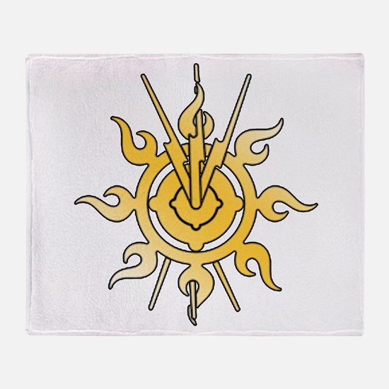 Acheron Symbol (TM) Throw Blanket
