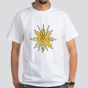 Acheron Symbol (TM) White T-Shirt