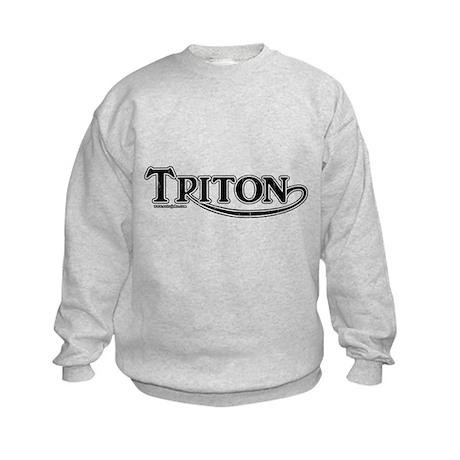 Triton Thoroughbred Motorcycle Kids Sweatshirt