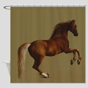 George Stubbs Whistlejacket Shower Curtain