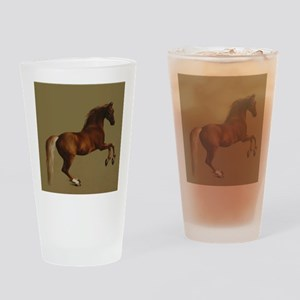George Stubbs Whistlejacket Drinking Glass
