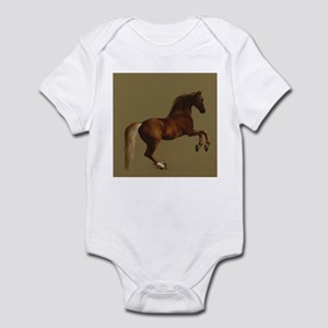 George Stubbs Whistlejacket Infant Bodysuit