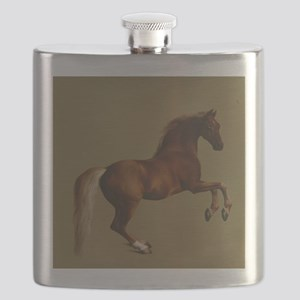 George Stubbs Whistlejacket Flask