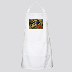 Franz Marc Playing Dogs Apron