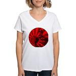 Admiral Togo Women's V-Neck T-Shirt