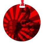 Admiral Togo Round Ornament