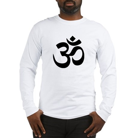 Om Aum Long Sleeve T-Shirt